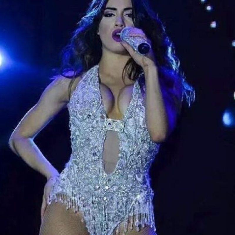 En 2014, se convirtió en el ícono pop de Argentina. Foto:vía instagram.com/laliespositoo
