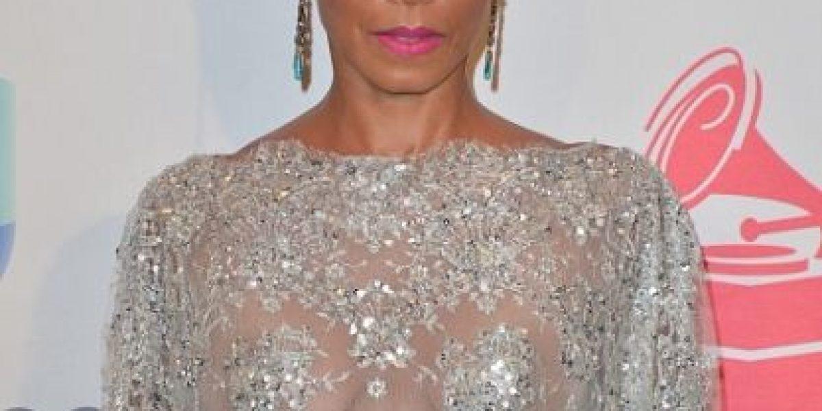 Fotos: La esposa de Will Smith lució este revelador atuendo en los Latin Grammy