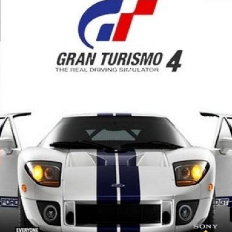 Gran Turismo 4 Foto:vía PlayStation