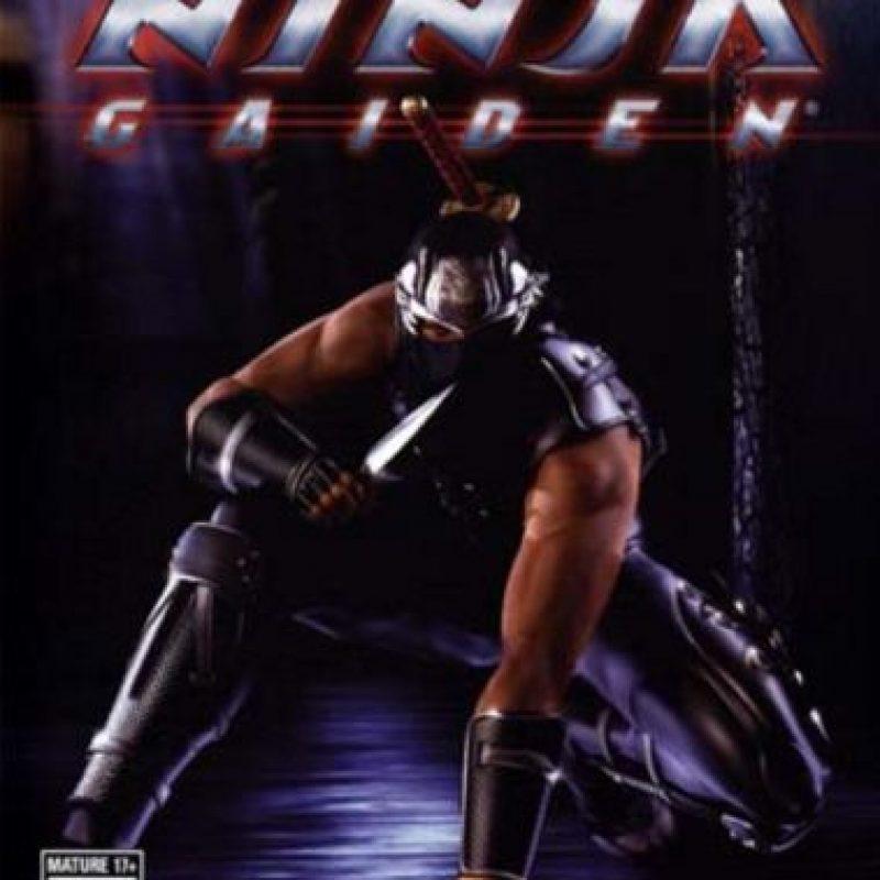 Ninja Gaiden Foto:vía PlayStation