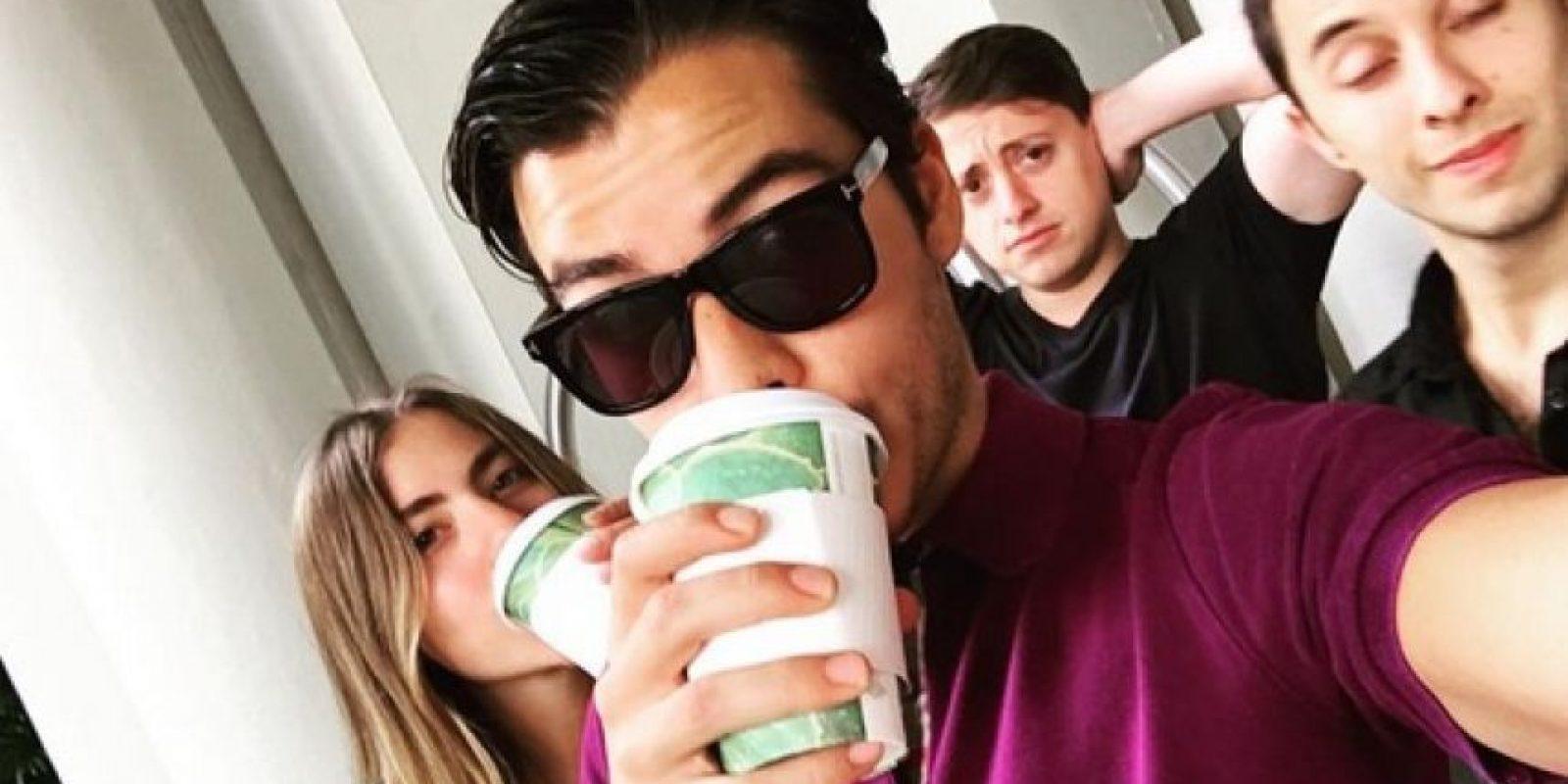 Sin embargo, Manolo, hijo de la actriz ha sido el encargado de compartir algunos detalles en Instagram. Foto:Instagram/manologonzalezvergara