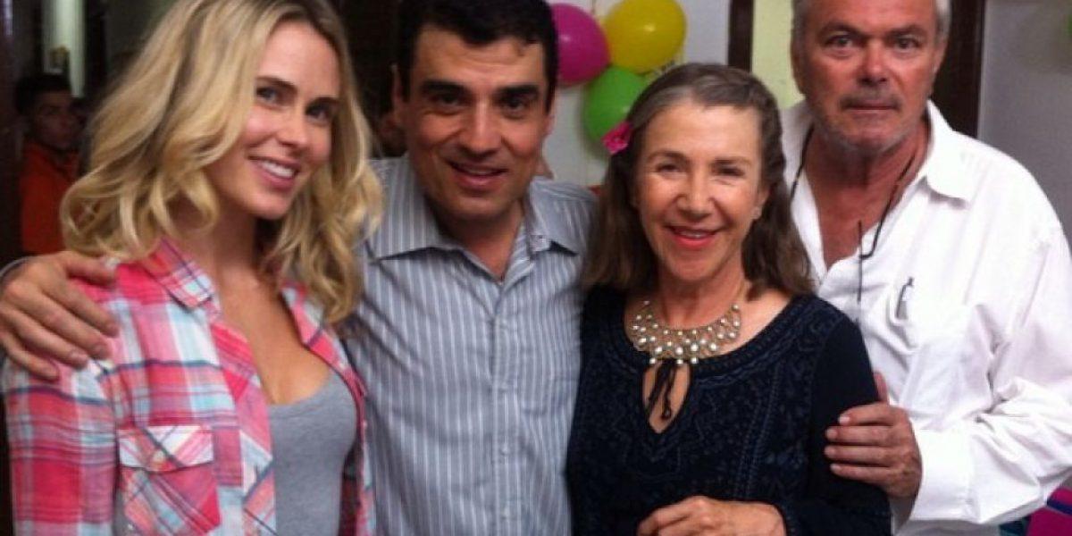 Atracan al actor Carlos Congote