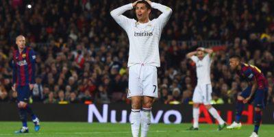 """8. Cristiano Ronaldo es el más seguido de los """"merengues"""" en las redes. Tiene 38.7 millones de """"followers"""" Foto:Getty Images"""