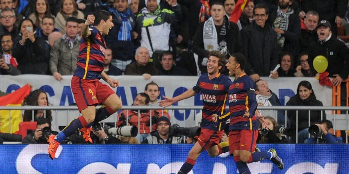 Neymar y Luis Suárez: Los héroes del Clásico de España