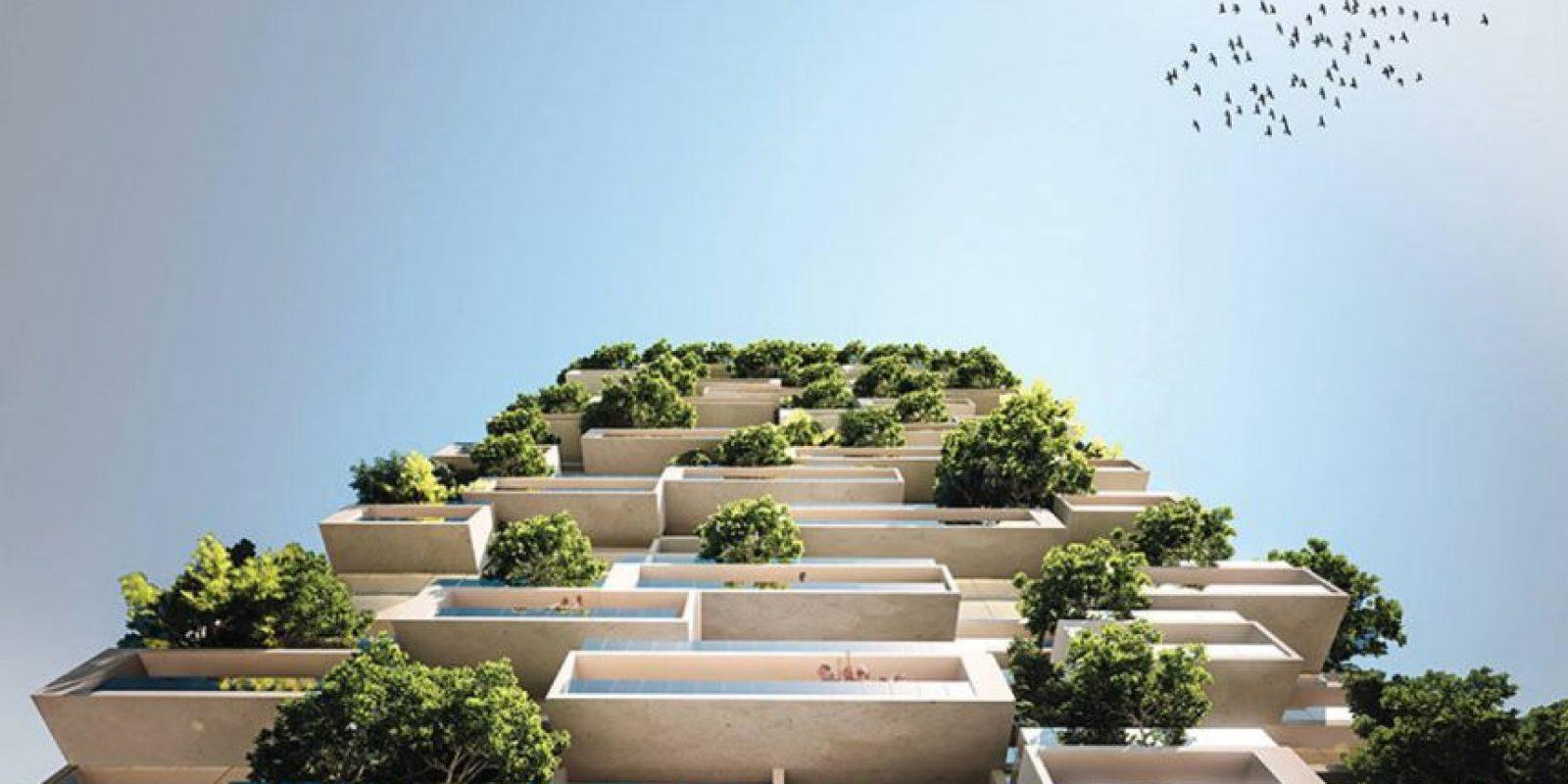 El arquitecto Stefano Boeri estará acargo del proyecto. Foto:Vía lescedres.chavannes.ch