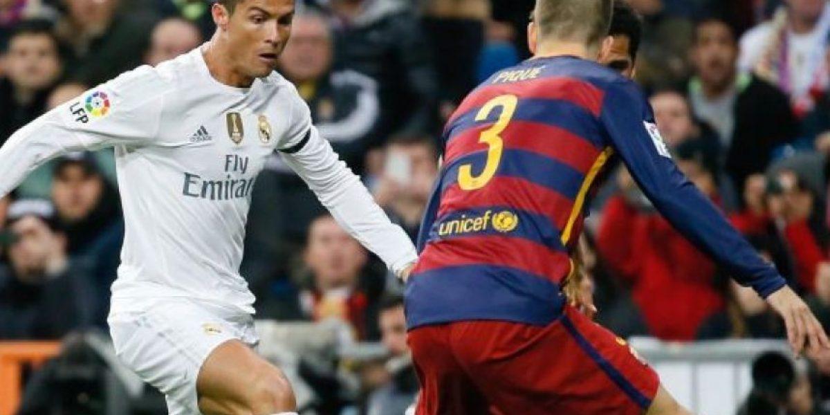 En 5 segundos le explican cómo el Barcelona humilló al Real Madrid