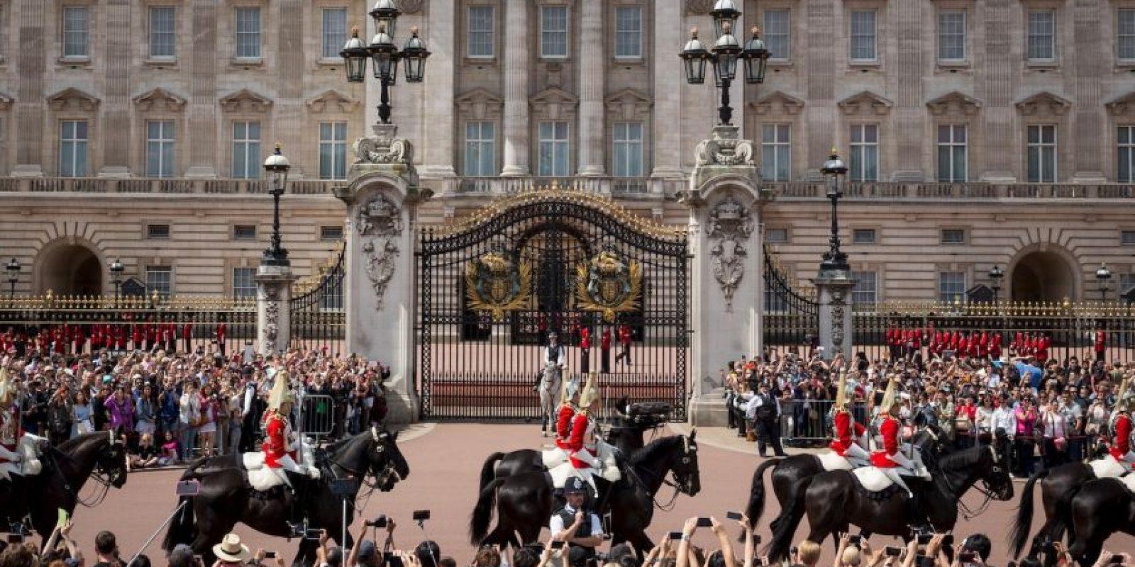 10. Para obtener el pasaporte de Reino Unido se tiene que pagar 110 dólares. Foto:Getty Images