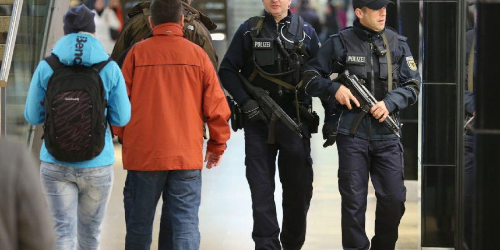 """El FAS aseguró que """"los explosivos se reservaron para una ocasión posterior"""" Foto:Getty Images"""