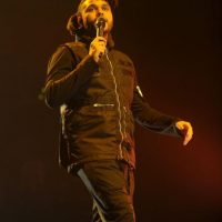 """Mejor álbum R&B: The Weeknd por """"Beauty Behind the Madness"""" Foto:Getty Images"""