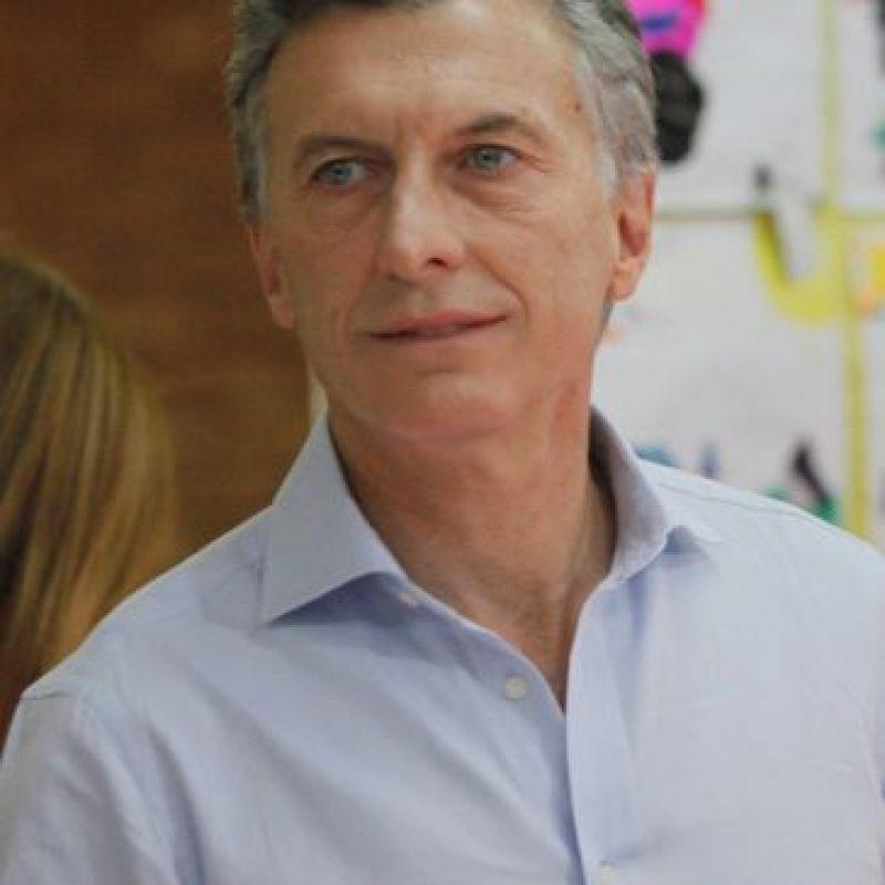Y fue presidente del club Boca Juniors Foto:Getty Images