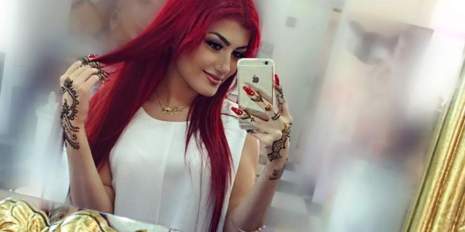 Helly recibe cientos de comentarios debido a su sensual estilo. Foto:Vía Instagram/@hellyluv