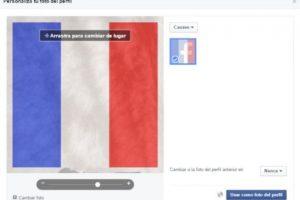 """""""No coloquen la bandera de Francia en su foto de perfil, les advierto que ISIS los encontrará a ustedes y a su familia y luego los matará"""". Foto:Vía Facebook"""