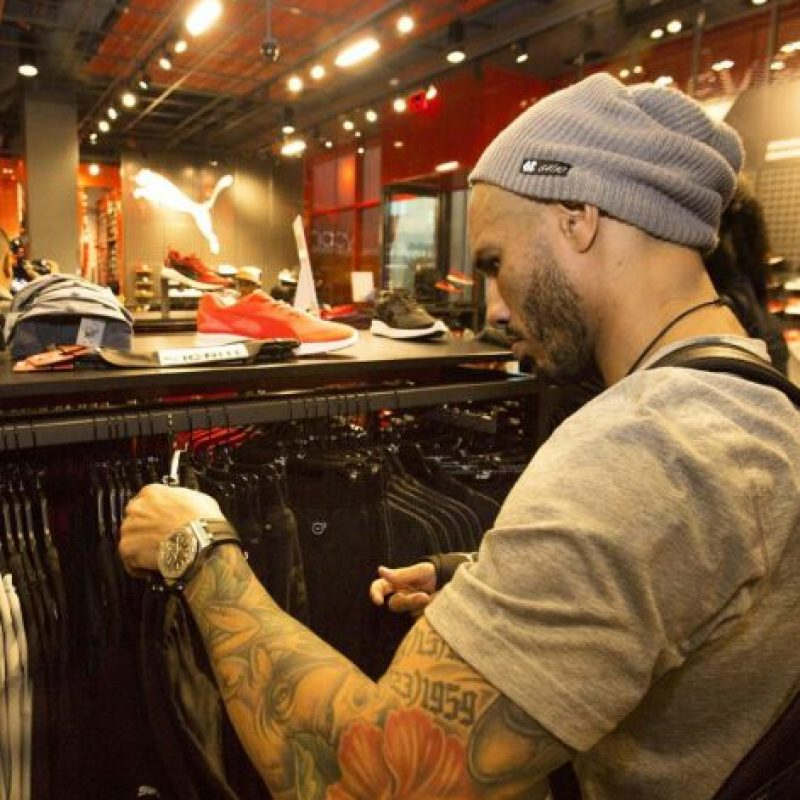 13. Cotto tiene su propia empresa boxística, Promociones Miguel Cotto, y una institución caritativa llamada Fundación El Ángel Foto:Vía instagram.com/realmiguelacotto