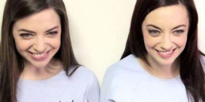 El parecido es impresionante. Foto:Vía Twin Strangers