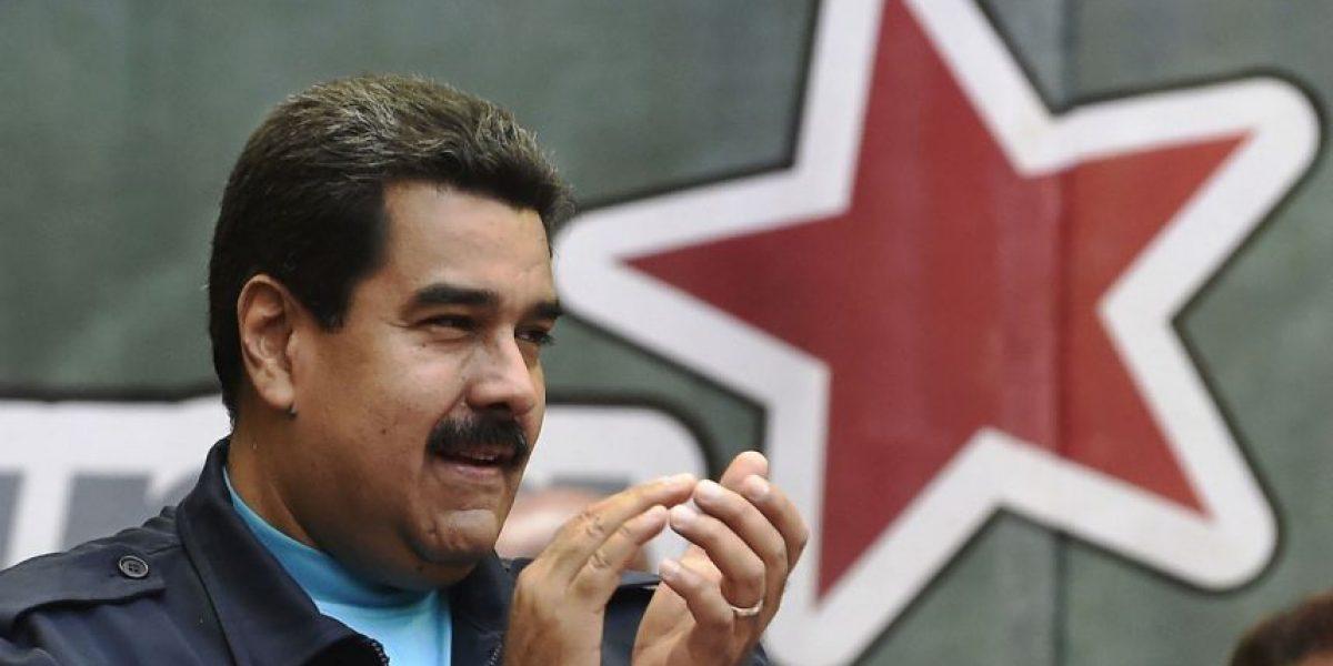 Así felicitaron a Nicolás Maduro por su cumpleaños