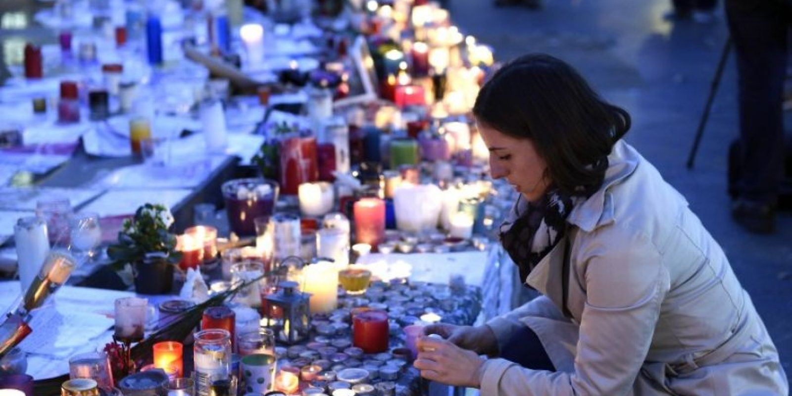 Esto luego de más de una semana de los atentados en Francia. Foto:AFP