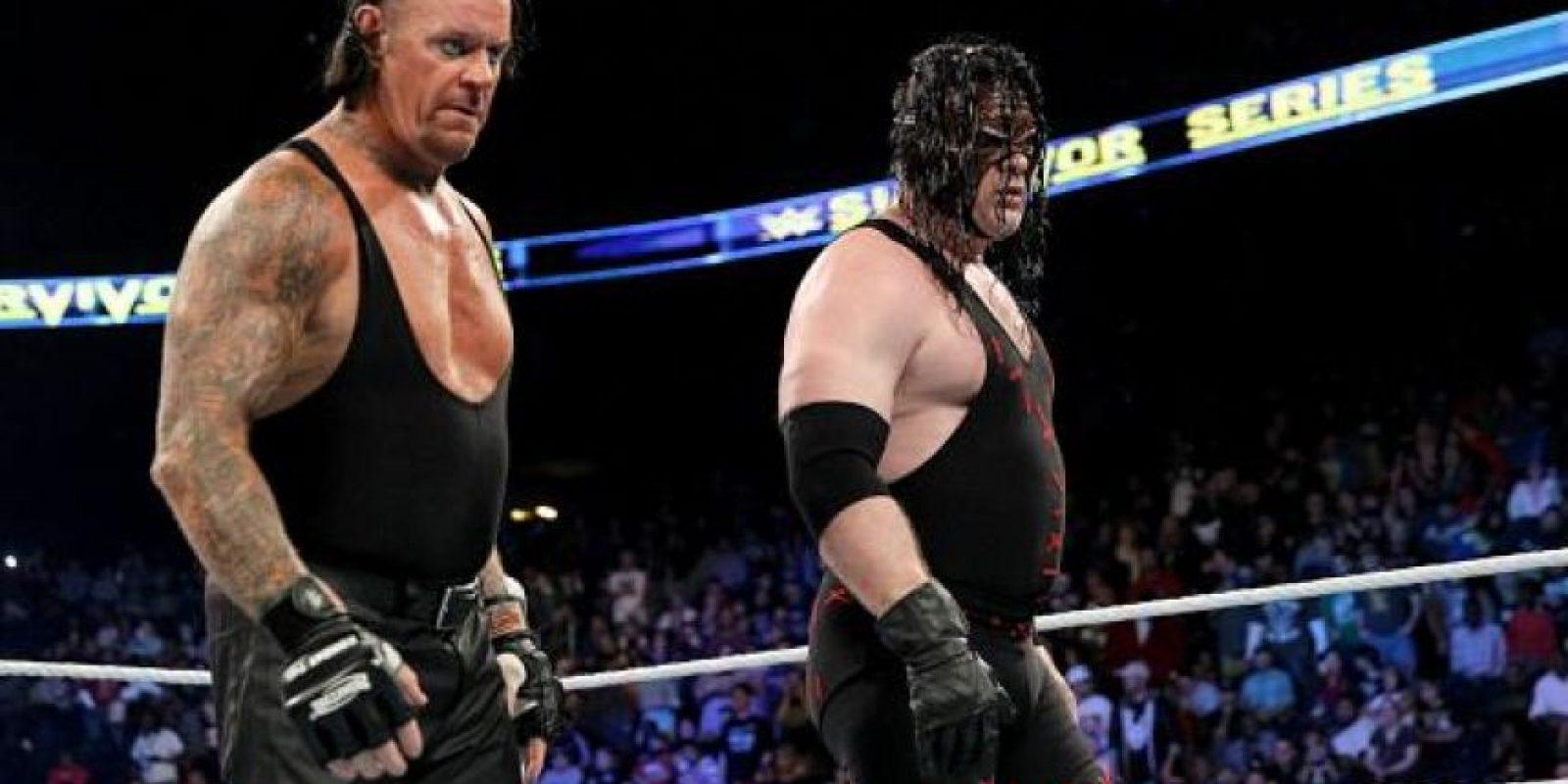 """Los """"Hermanos de la destrucción"""" salieron con la victoria Foto:WWE"""