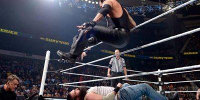 Enfrentaron a Luke Harper y Bray Wyatt Foto:WWE