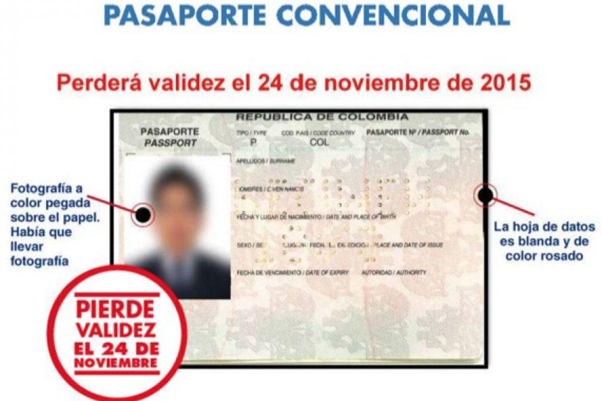 Esto es todo lo que tiene que saber sobre el nuevo pasaporte Foto:Cancillería