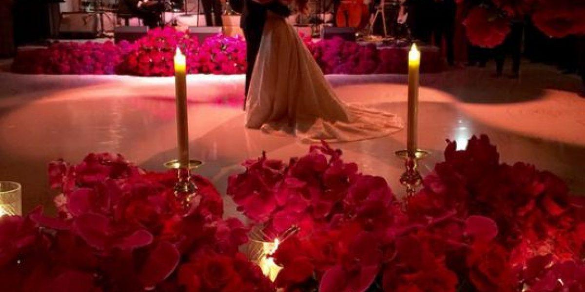 Fotos: así lució Sofía Vergara en su boda