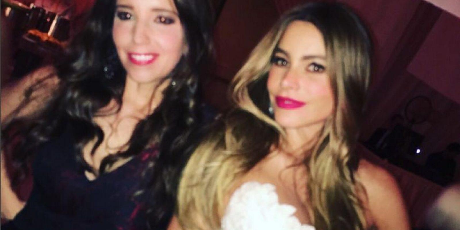 Foto:Instagram Sofía Vergara