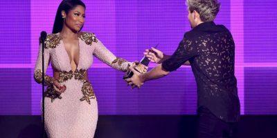 """Además, los británicos también ganaron el reconocimiento a """"Mejor Dúo o Grupo Pop/Rock"""". Foto:Getty Images"""