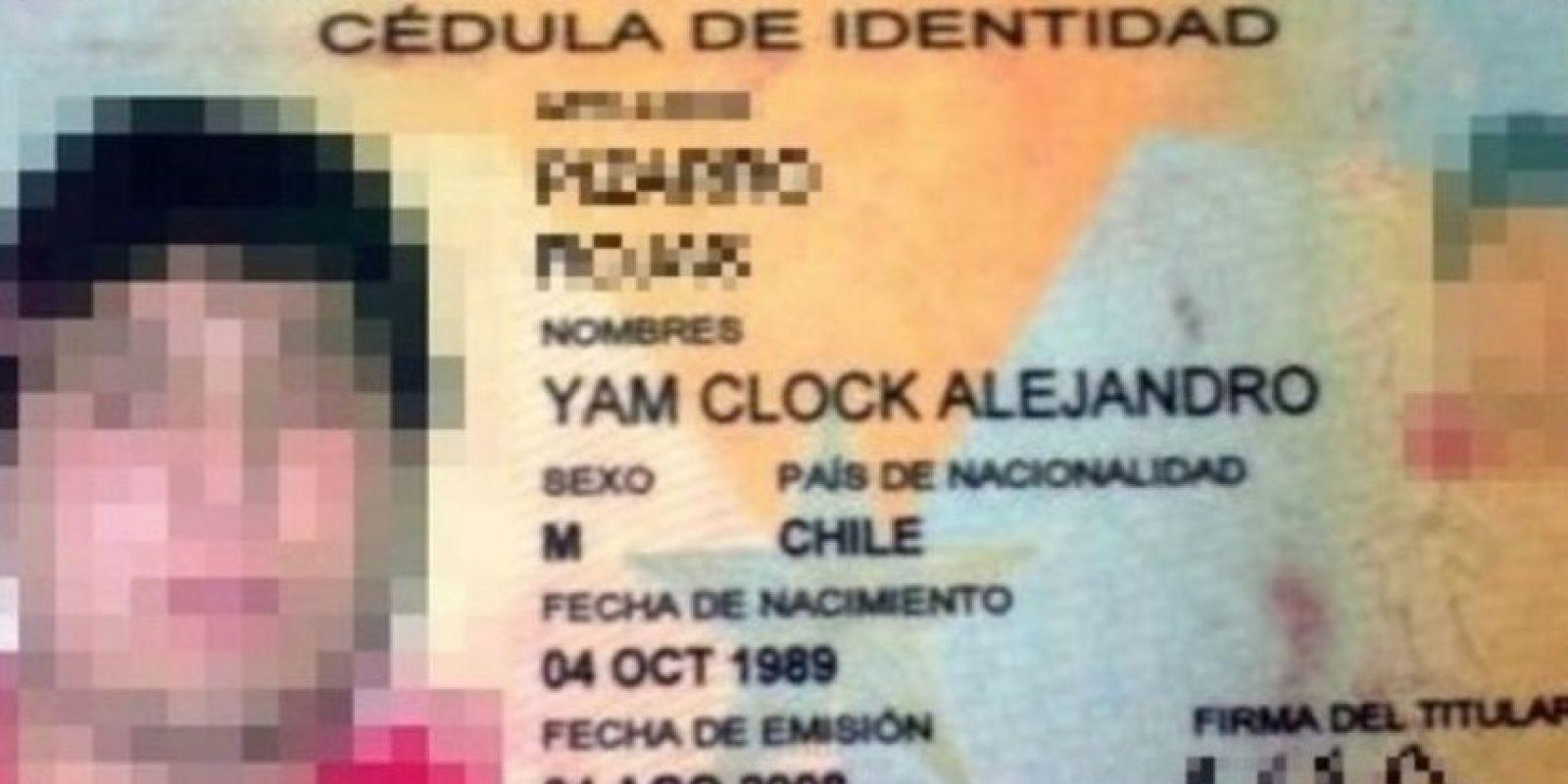 Yam Clock Alejandro
