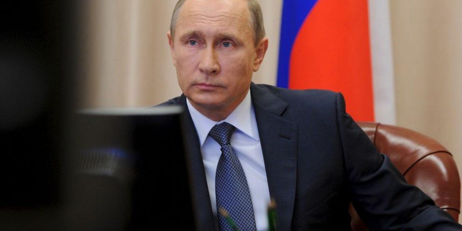 Rusia se unió a la guerra contra ISIS luego que el presidente sirio Bashar al Assad solicitara apoyo. Foto:AP