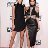 Aquí Kendal y Kylie Jenner Foto:Getty Images