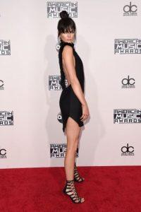 Kendall fue de las favoritas para los especialistas en moda. Foto:Getty Images