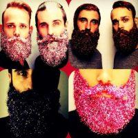 Foto:Vía Instagram/#glitterbeard