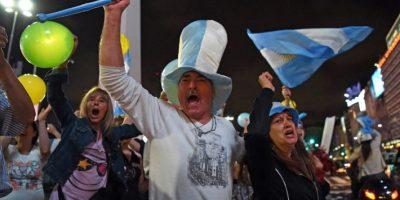 El político de 56 años, ganó el 51,4% de votos en la segunda vuelta. Foto:AFP