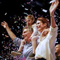 Macri tomará el lugar de Cristina Fernánde el proximo 10 de diciembre. Foto:AFP