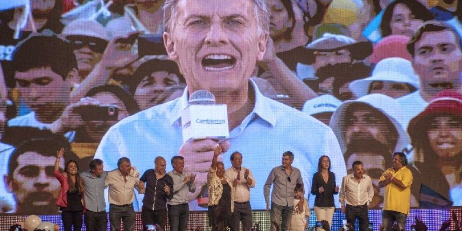 Esto significara un cambio para Argentina Foto:AFP