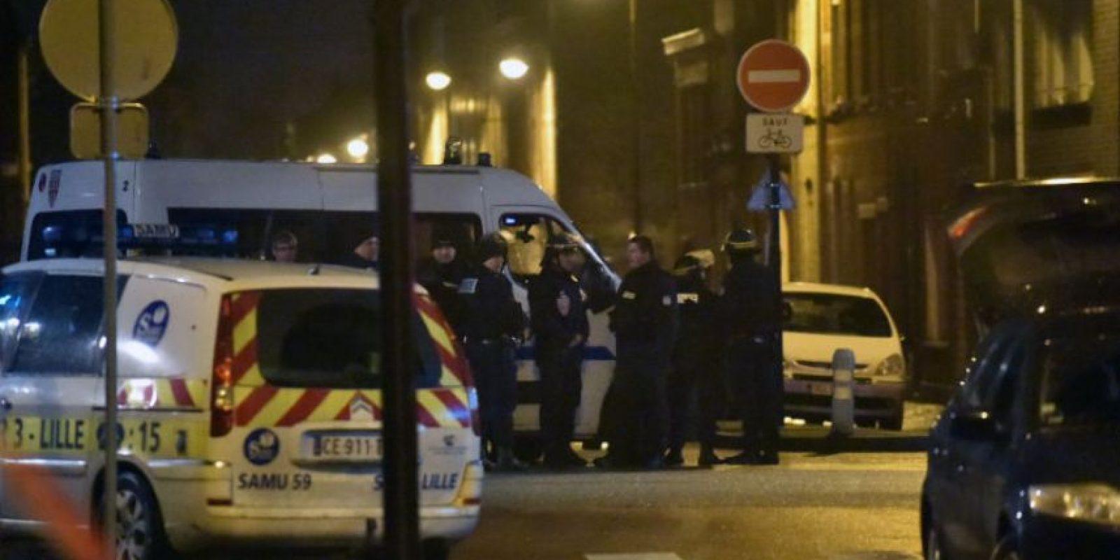Luego de tres hora los rehenes fueron liberados. Foto:AFP