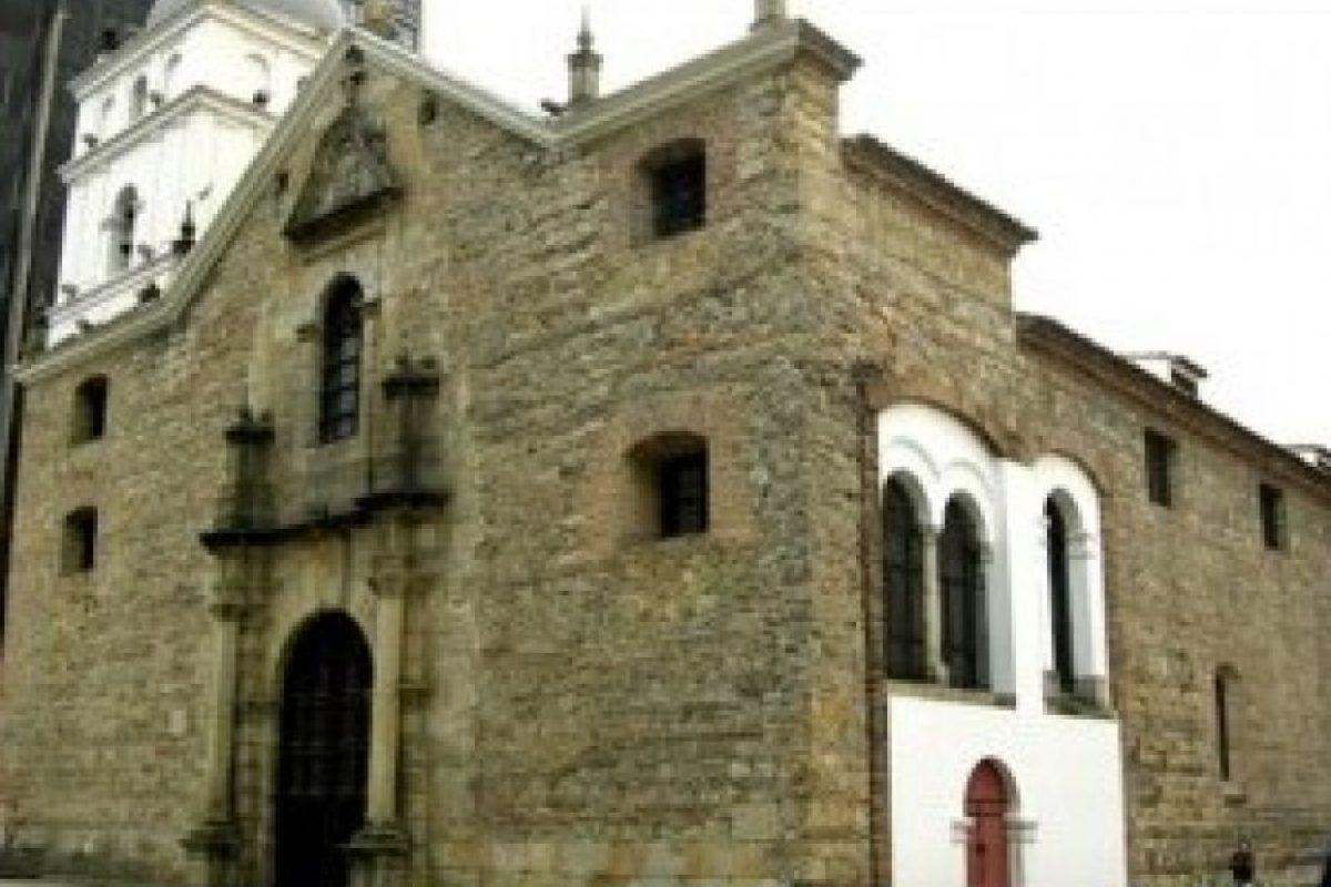 Iglesia de San Agustín Foto:uff.travel