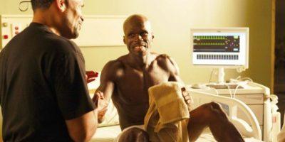 """Al terminar el rodaje, el actor solo mencionó: """"Tengo hambre"""". Foto:IMDB"""