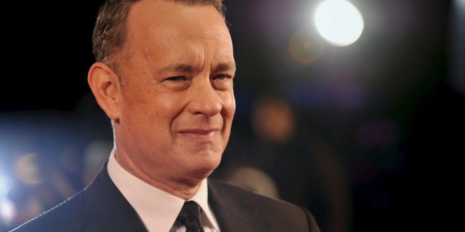 El actor vivió en carne propia lo difícil que es naufragar en una isla desierta. Foto:Getty Images