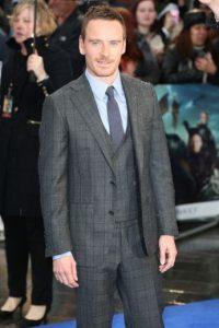 """El actor pasó de los 81 kilos a los 63 para la cinta """"Hunger"""". Foto:Getty Images"""
