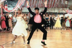 """""""Grease"""" es una película musical de 1978 ambientada en los años cincuenta. Foto:IMDb"""