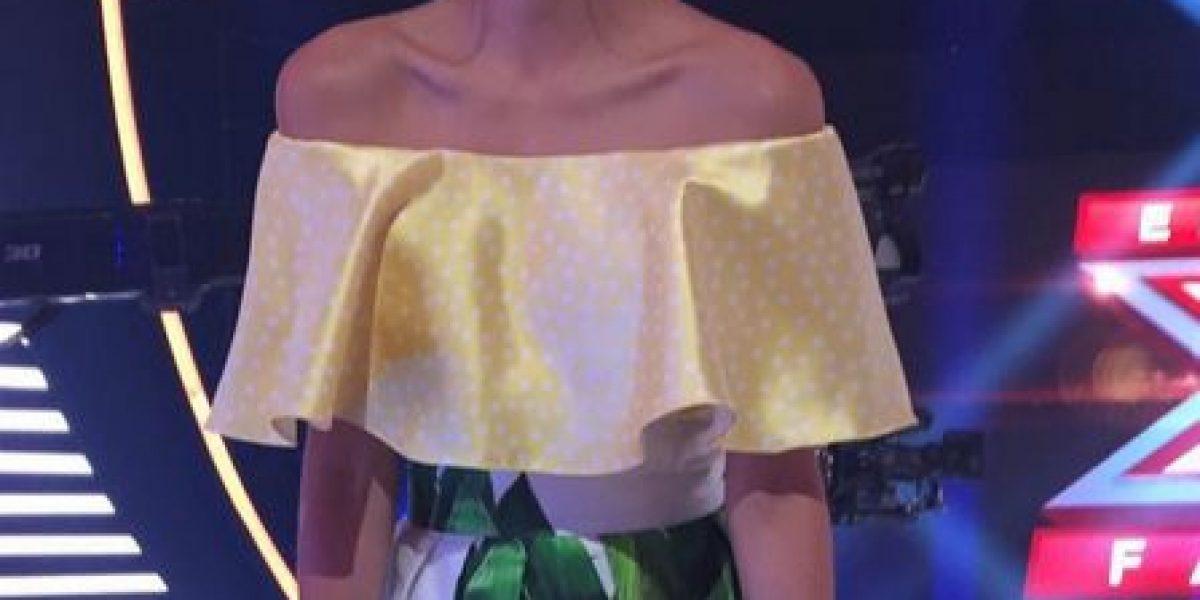 Andrea Serna vuelve a ser criticada por su forma de vestir
