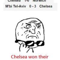 Chelsea volvió a ganar. Foto:Twitter
