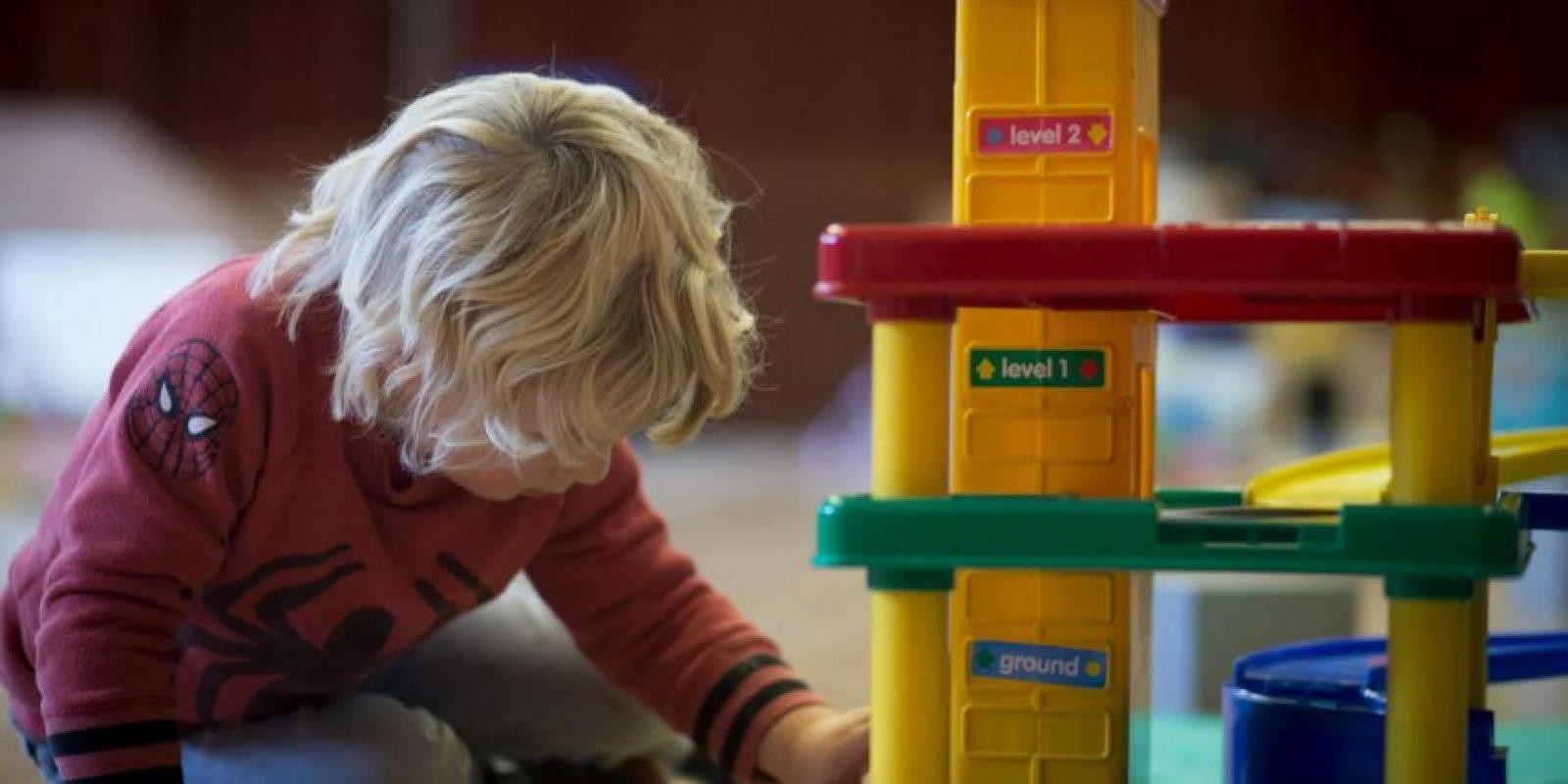Al salir dejó solos a sus cuatro hijos. Foto:Getty Images