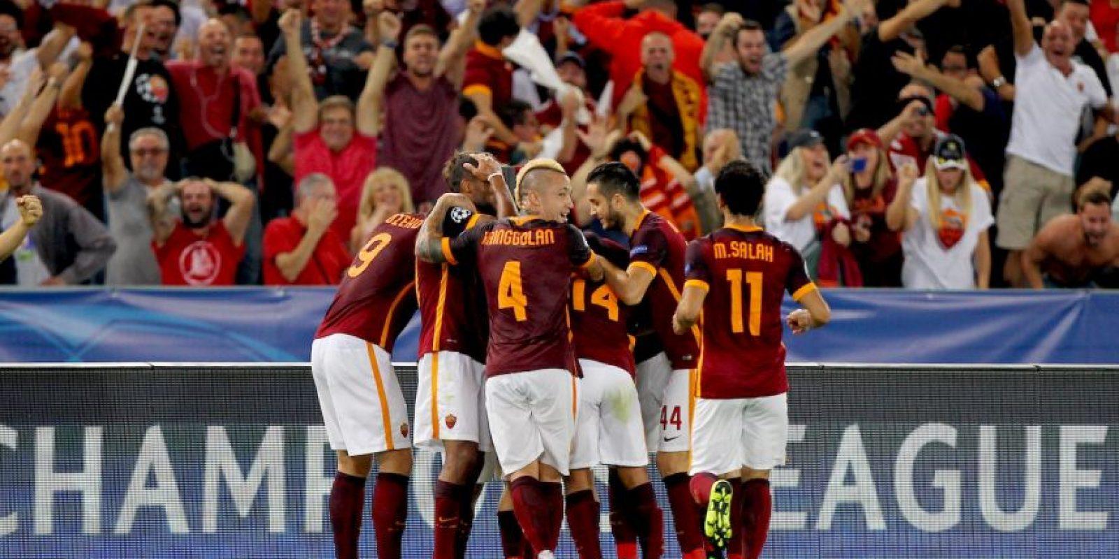 En la primera vuelta empataron 1-1, en Roma Foto:Getty Images