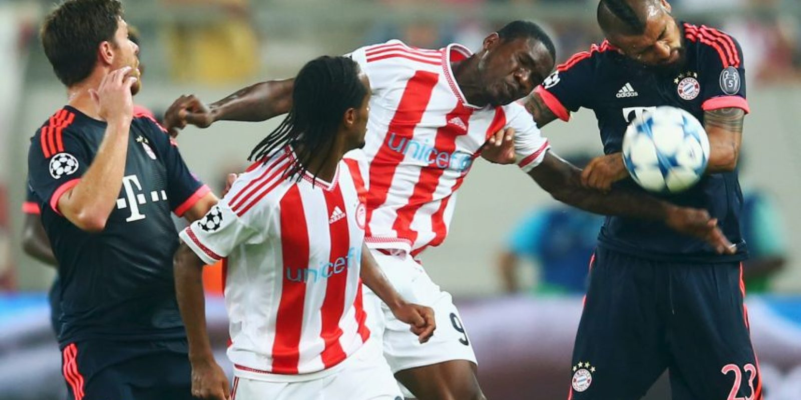 8. Ambos clubes suman nueve puntos Foto:Getty Images