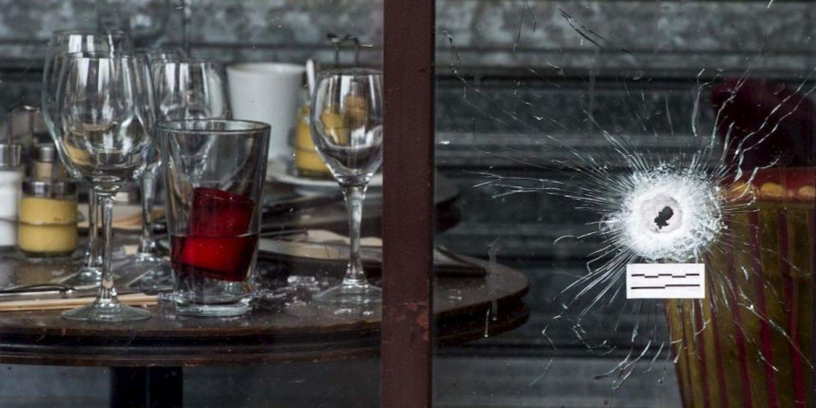 6. Finalmente, deben dar parte a la Policía cuando sea posible y darles toda la información que se tenga de los atacantes. Foto:Getty Images