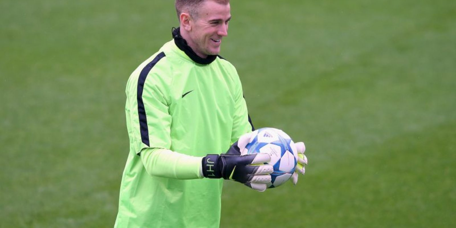 Joe Hart (Manchester City) Foto:Getty images