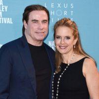 Se ha dicho por años que Kelly Preston ha sido engañada muchas veces por John Travolta con varios hombres. Foto:vía Getty Images