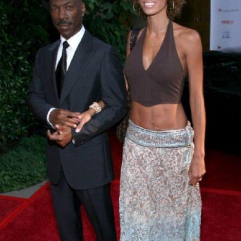 En 1997 le fue infiel con un transexual. Atison Seiuli. Foto:vía Getty Images