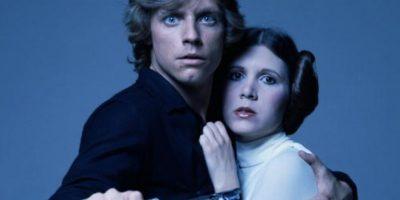 """Carrie Fisher, estrella de """"Star Wars"""", se llegó a casar por segunda vez con el agente Billy Lourd, con quien tuvo una hija. Foto:vía Getty Images"""
